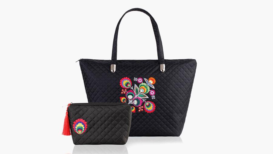 7510c8180102 Когда шила свою первую сумку – тогда еще для себя, – даже не думала, что  «петухи» и другие мои орнаменты станут такими популярными и узнаваемыми, ...