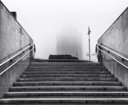 Фотопроекты читателей: «Мой черно-белый Минск»