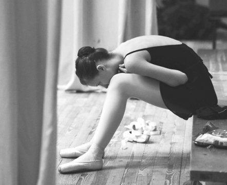 Фотопроекты наших читателей: «Балет. Без лиц. Без имен»