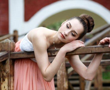 Фотопроекты наших читателей: чемпионка мира в проекте «Вдохновение художественной гимнастикой»