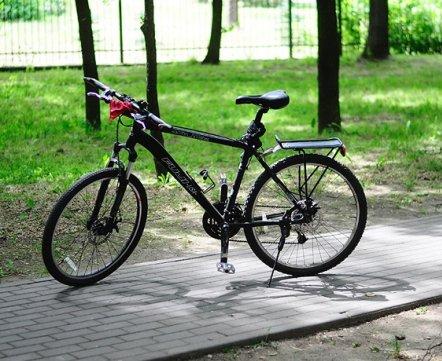 Теперь все ясно: почему в парке Челюскинцев нельзя ездить на велосипеде