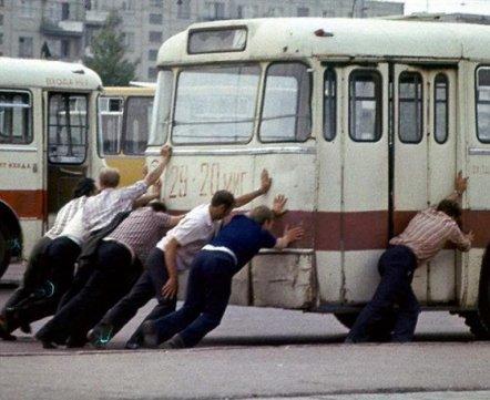 Ретро-красавцы. Автобусы, троллейбусы и трамваи, которые вы уже никогда не увидите на улицах Минска