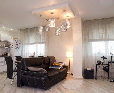 Квартиросъемка: 70-метровая квартира, оформленная за 20 тысяч евро