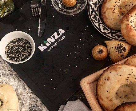 Ресторанная хроника: чайхана-кафе Kinza, книжный-кофейня и новый ButterBro