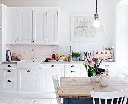 Вместить все: дизайнерские проекты для маленьких кухонь (и немного лайфхаков)