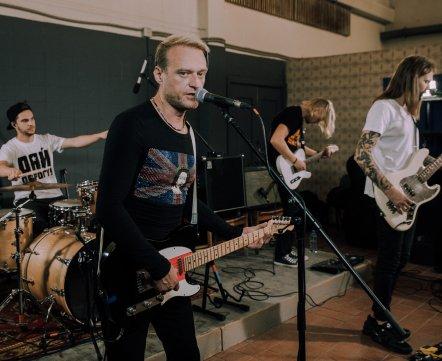 Панки «Дай Дарогу!» закрыли сезон 34 Music Sessions своей самой лиричной песней