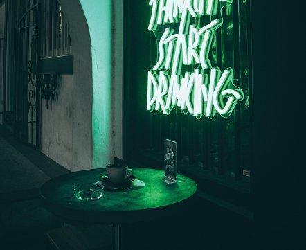 Ресторанная хроника: «подпольный» бар, в который не пускают незнакомцев,и еще 6 новых заведений Минска