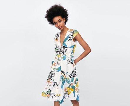 Какие летние платья и сарафаны можно купить у дизайнеров и в масс-маркете прямо сейчас
