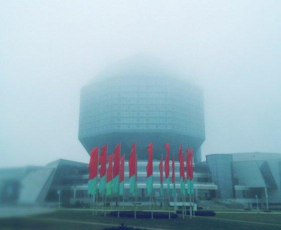 Фотопроекты читателей: Misty Morning Minsk