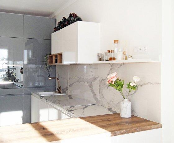 «Можно перенести кухню в спальню». Эксперт о том, как увеличить пространство и функциональность маленькой кухни