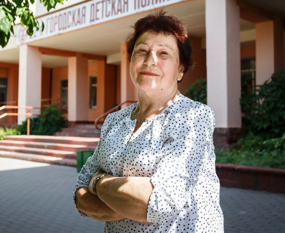 «Сейчас дети болеют не чаще». 80-летняя педиатр большую часть  жизни проработала в поликлинике – и вот почему не жалеет