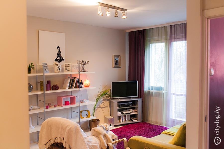 Фото переделки квартиры 43 кв м из двушки в трёшку