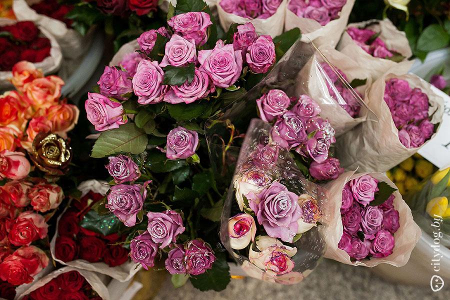 Самые дешёвые цветы в москве где