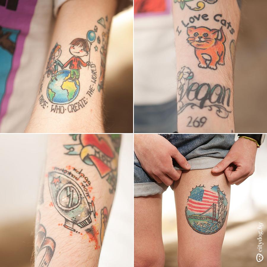 Как выгледит анальное тату