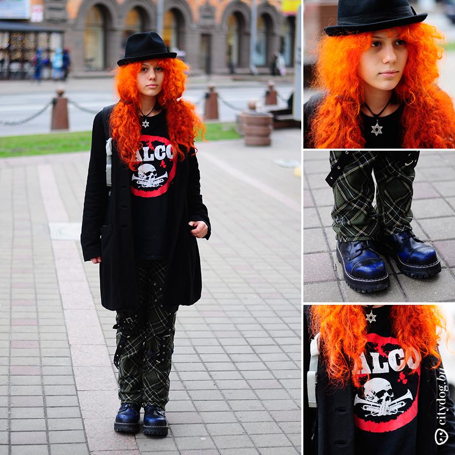 Рыжие худенькие девушки 14 фотография