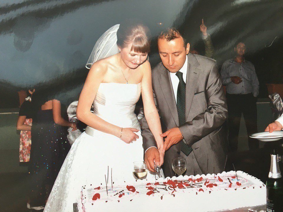 Русский экстремальный секс на свадьбе