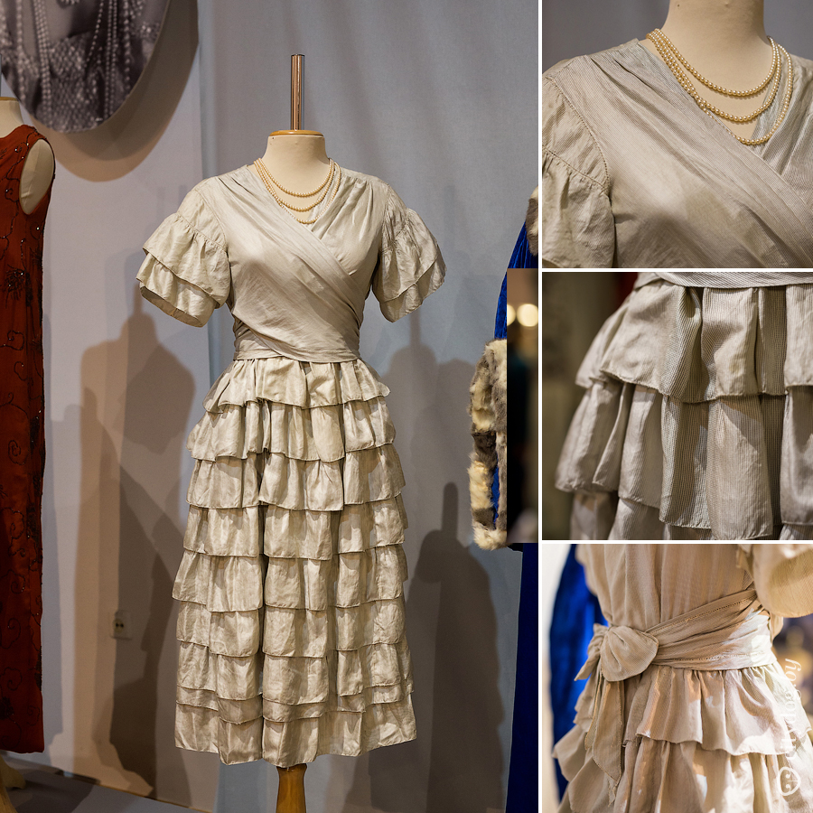 Даже платье Евы Браун. Гид по выставке винтажной одежды из ...