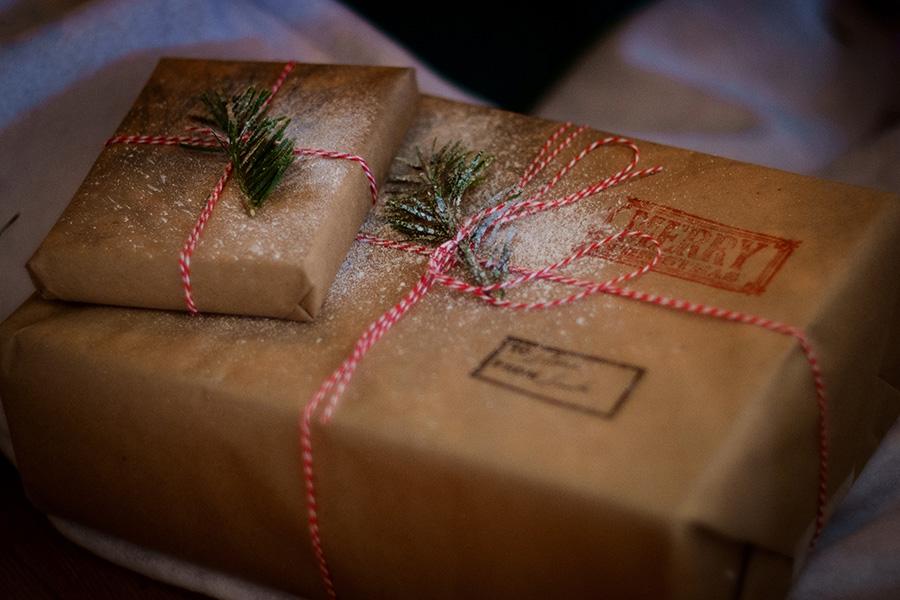 Как сделать тайным подарок в вк