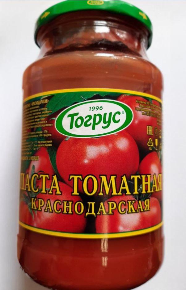В Беларуси запретили продавать эти томатную пасту и кетчуп
