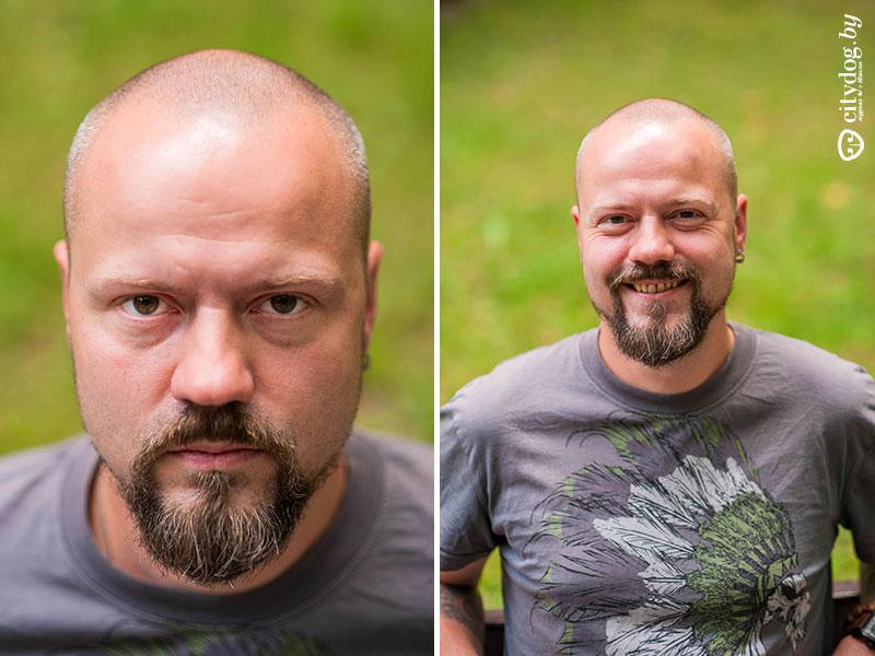 Секс онлайн мужчин лысый 7 фотография