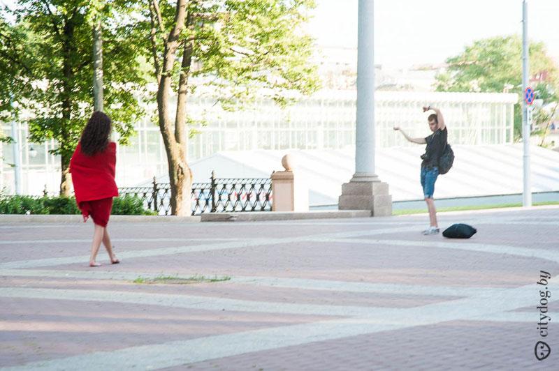 как мы фотографировали проститутку