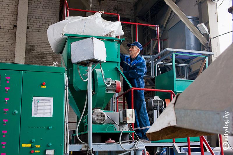 Переработка мусора минск
